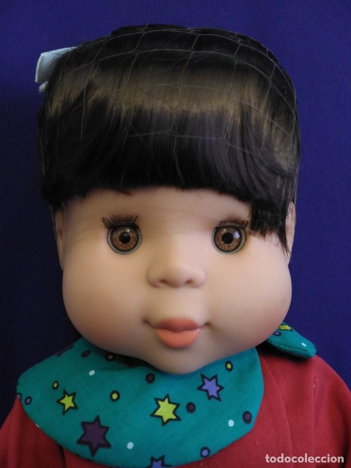 Muñecas Españolas Modernas: Muñeca de coleccionista SOL,hermana de Pocas Pecas de la serie DENENAS GUAPAS. - Foto 5 - 128351147