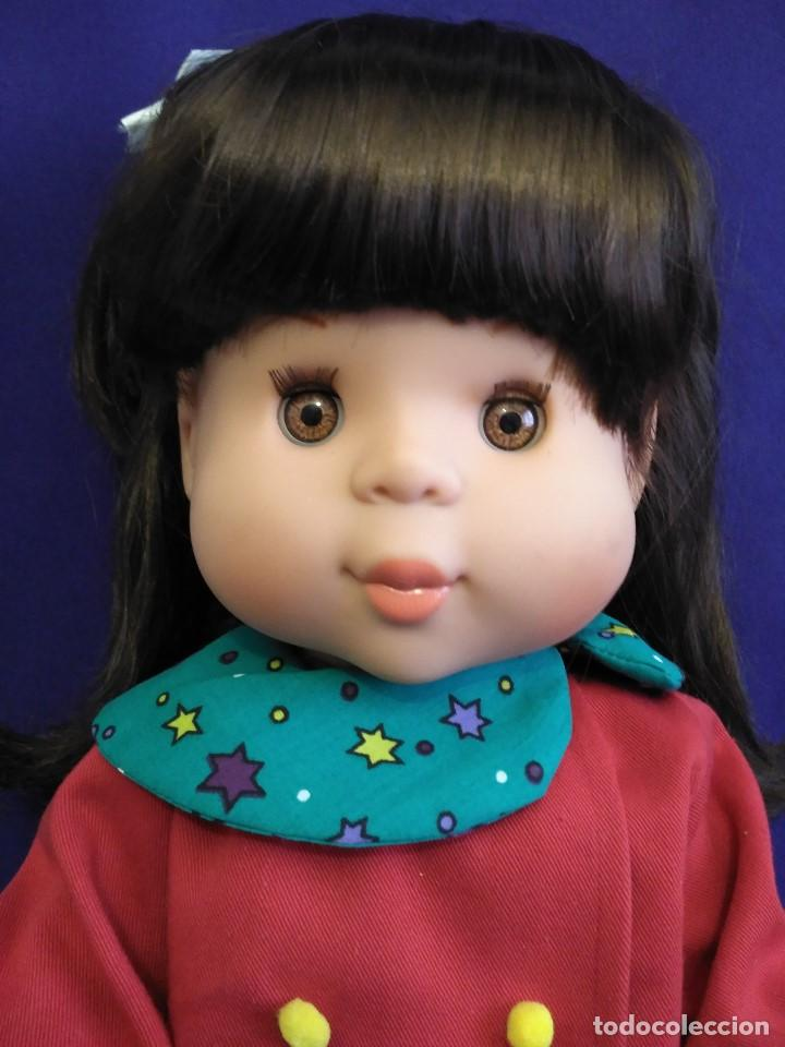 Muñecas Españolas Modernas: Muñeca de coleccionista SOL,hermana de Pocas Pecas de la serie DENENAS GUAPAS. - Foto 6 - 128351147