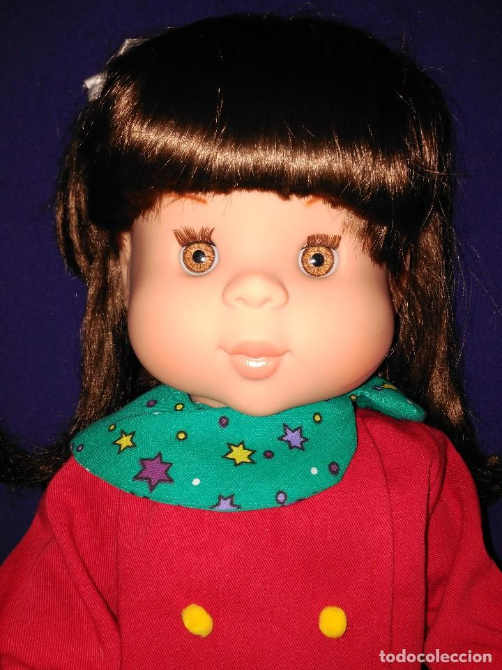 Muñecas Españolas Modernas: Muñeca de coleccionista SOL,hermana de Pocas Pecas de la serie DENENAS GUAPAS. - Foto 7 - 128351147