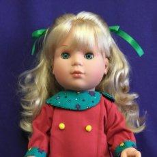 Muñecas Españolas Modernas - Muñeca de coleccionista LUNA,hermana de Pocas Pecas de la serie DENENAS GUAPAS. - 88813244
