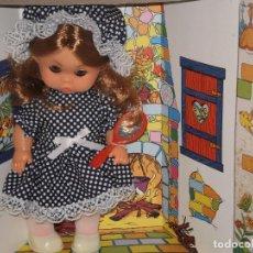 Muñecas Españolas Modernas: MUÑECA EN CAJA MI CASITA , REF: 323 . PSS ( MADE IN SPAIN ) AÑOS 70 . VER DESCRIPCION. Lote 89023392