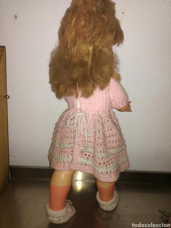 Muñecas Españolas Modernas: Muñeca MAJBER con pequeño defecto - Foto 3 - 90783845