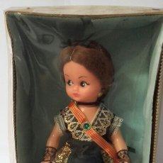 Muñecas Españolas Modernas: MUÑECA REGIONAL BARCELONINA ARTDONIL ALICANTE. Lote 92227500