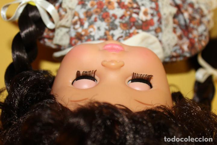 Muñecas Españolas Modernas: MUÑECA LACITOS CRECE PELO DE JESMAR - AÑOS 70 - Foto 3 - 93269515