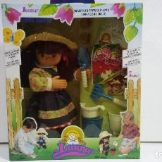 Muñecas Españolas Modernas: MUÑECA LAURA DE JESMAR 1993 A ESTRENAR-ÚLTIMA. Lote 94915923