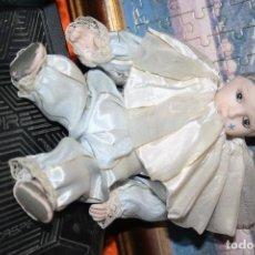 Muñecas Españolas Modernas - muñeco arlequin ramon ingles - 95583415