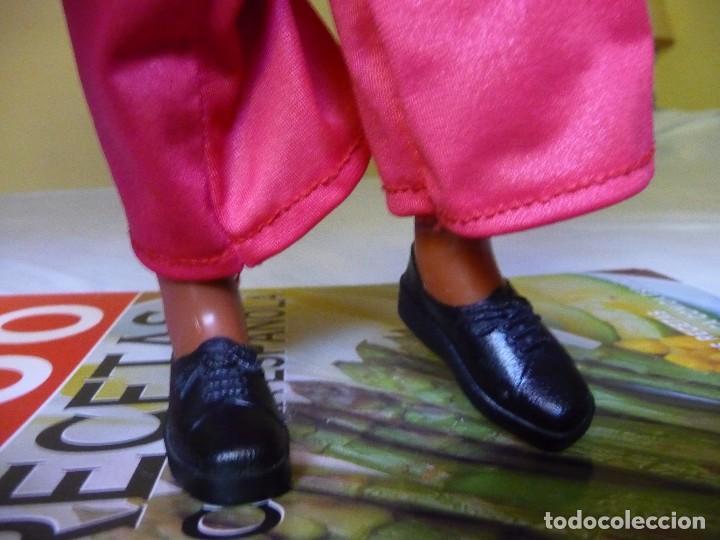 Muñecas Españolas Modernas: Muñeca Fanny de Vicma negra negrita conjunto y zapatos originales - Foto 5 - 95773347