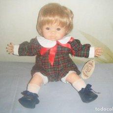 Muñecas Españolas Modernas: ANTIGUA MUÑECA ASI MODELO TETE DEL AÑO 1997. Lote 96987339