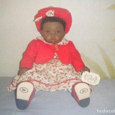 Bambole Spagnole Moderne: ANTIGUA MUÑECA ASI MODELO DADO NEGRITA DEL AÑO 1999. Lote 96987667