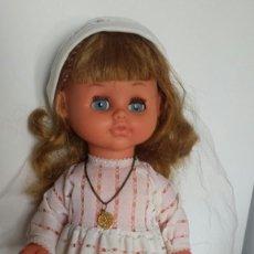 Moderne spanische Puppen - Muñeca Comunión Bamy de Jesmar años 70 - 96990983
