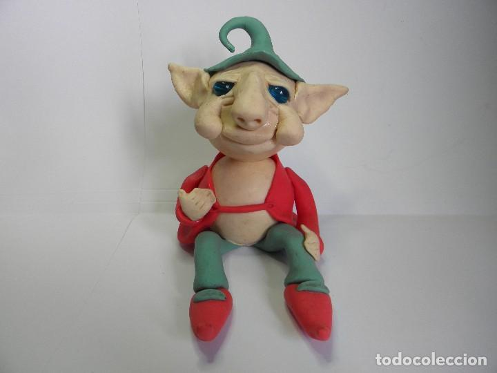 MUÑECO ELFO (Juguetes - Otras Muñecas Españolas Modernas)