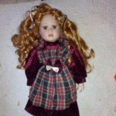 Muñecas Españolas Modernas: MUÑECA PELIRROJA. Lote 97803671