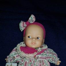 Muñecas Españolas Modernas: MUÑECO DARLING BABIE CUERPO TRAPO. Lote 98154994