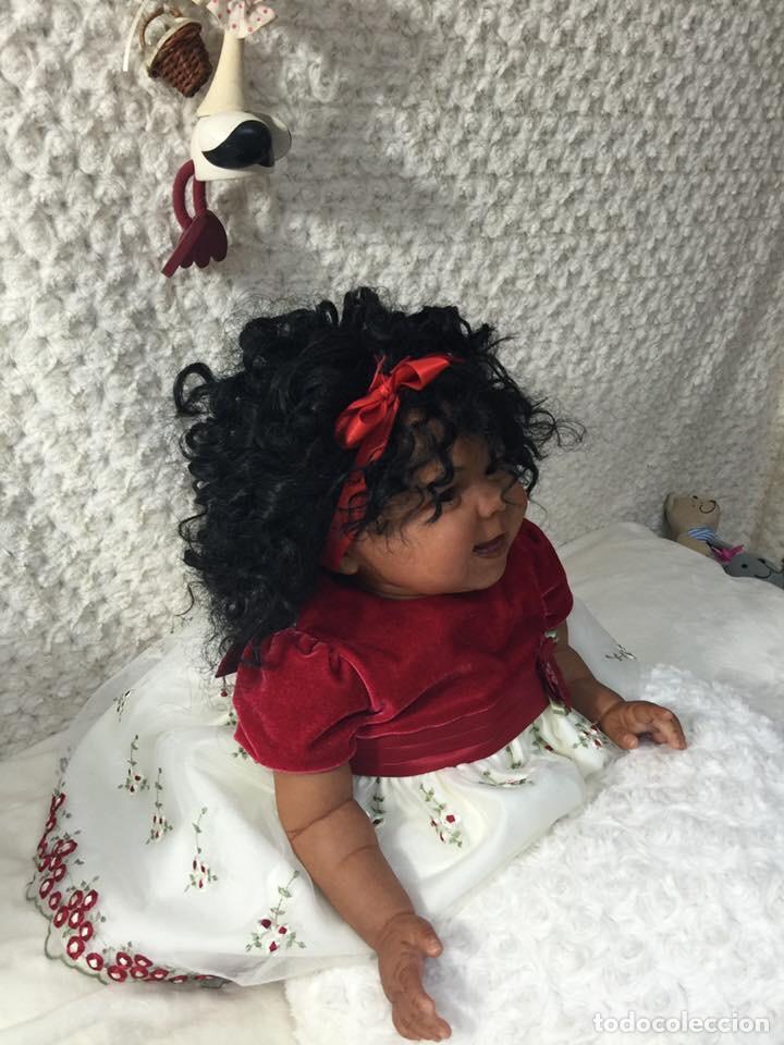 Muñecas Españolas Modernas: Reborn toddler Mazie de Andréa Arcello - Foto 3 - 99615435