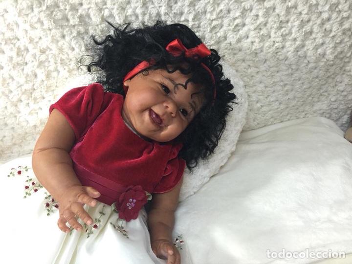 Muñecas Españolas Modernas: Reborn toddler Mazie de Andréa Arcello - Foto 4 - 99615435