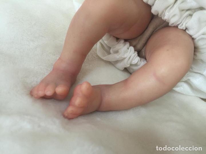 Muñecas Españolas Modernas: Reborn mini Zane de Marita Winters de 23 cm - Foto 2 - 99631551
