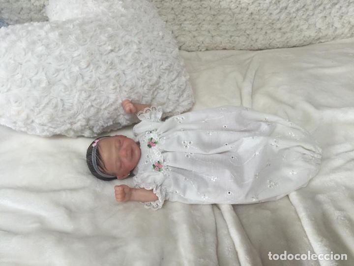 Muñecas Españolas Modernas: Reborn mini Zane de Marita Winters de 23 cm - Foto 6 - 99631551