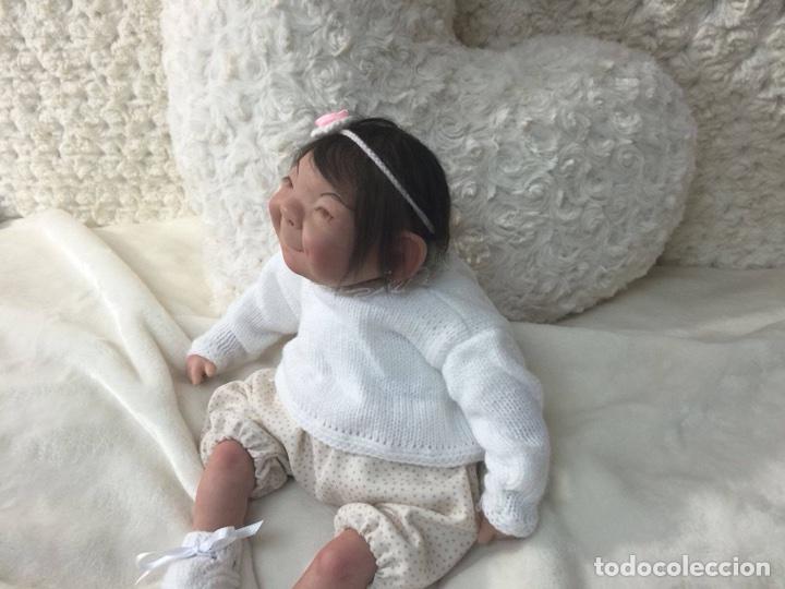 Muñecas Españolas Modernas: Reborn mini Orejón de 30 cm Clare - Foto 3 - 99640482