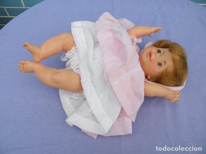 Muñecas Españolas Modernas: Muñeca americana Giggles Baby de Ideal Toy años 60 - Foto 4 - 99739511