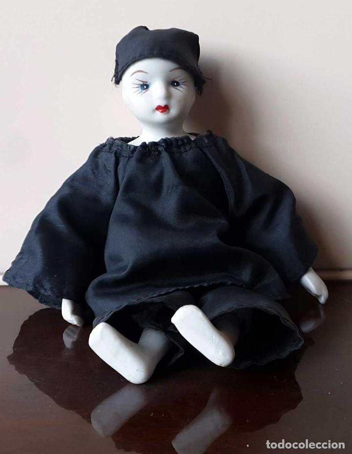 Muñecas Españolas Modernas: MUÑECO DE PORCELANA JOSEFINA Y RAMÓN INGLES - Foto 3 - 99999543