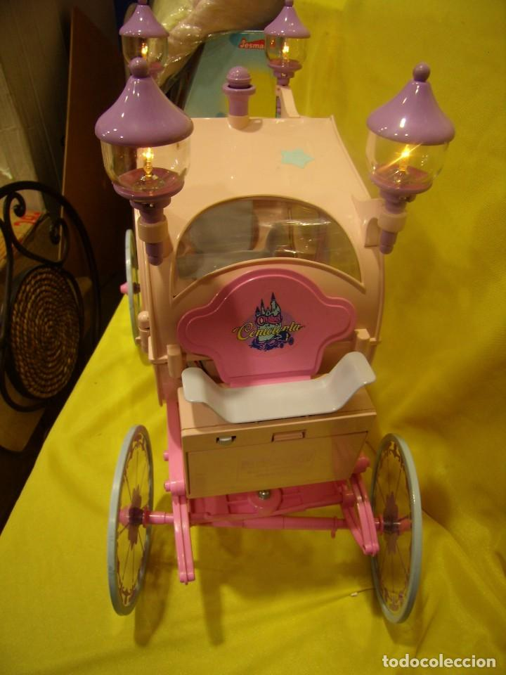 Carroza real cenicienta chabel de feber a os 8 comprar - Carroza cenicienta juguete ...