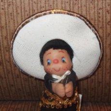 Muñecas Españolas Modernas: KIKOSO PITIPINZAS,VESTIDO DE CHARRO(MEXICO). Lote 101183819