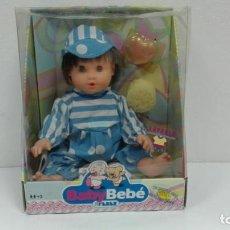 Muñecas Españolas Modernas: BABYBEBE BABY BEBE FEBER 1990-ALMACEN. Lote 101419843