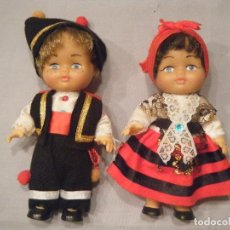 Muñecas Españolas Modernas: PAREJA DE MUÑECOS GALLEGOS.. Lote 102426983