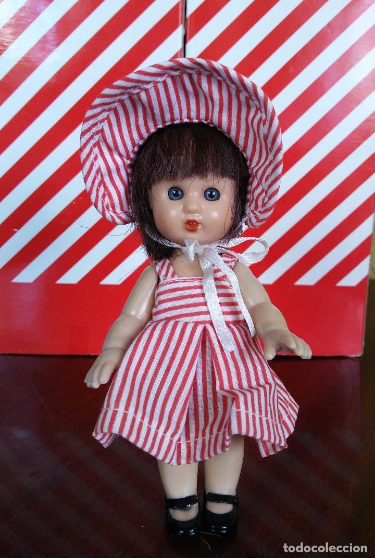 Muñecas Españolas Modernas: Muñeca Mariquita Pérez pequeña. Reedición de antigua. - Foto 3 - 102824967