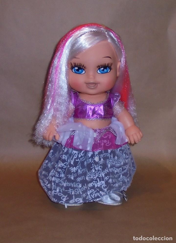 muñeca jaggets de famosa - megan byte - dress u - Comprar Otras ...
