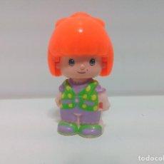Muñecas Españolas Modernas: MUÑECA FIGURA PIN Y PON, PINYPON NIÑA. Lote 103946887