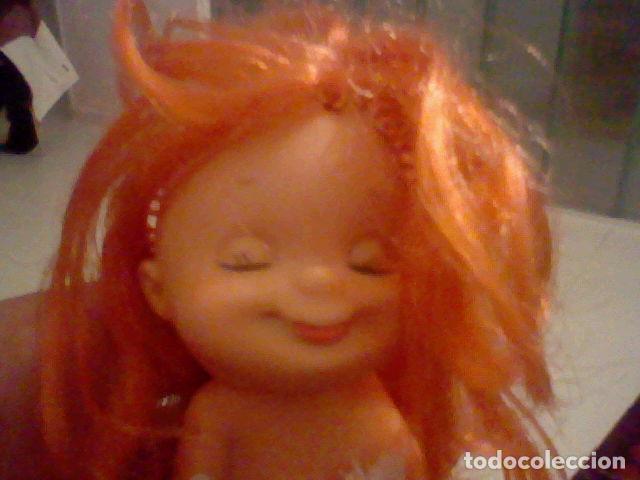 Muñecas Españolas Modernas: muñeca mueca pelirroja muy bonita antigua - Foto 5 - 104321975