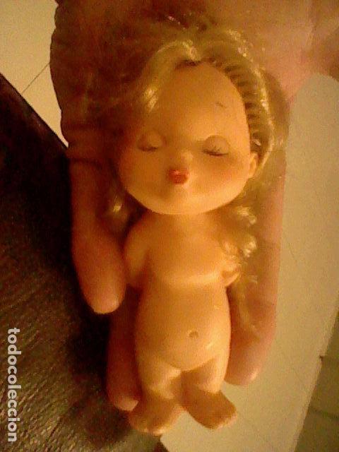 Muñecas Españolas Modernas: muñeca mueca rubia castaña muy bonita antigua - Foto 2 - 104322195