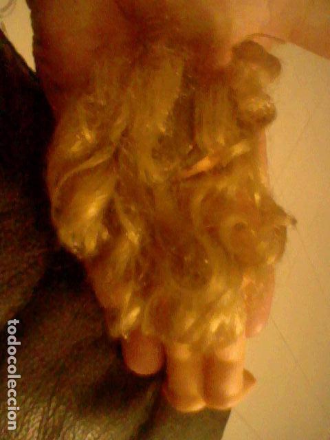 Muñecas Españolas Modernas: muñeca mueca rubia castaña muy bonita antigua - Foto 5 - 104322195