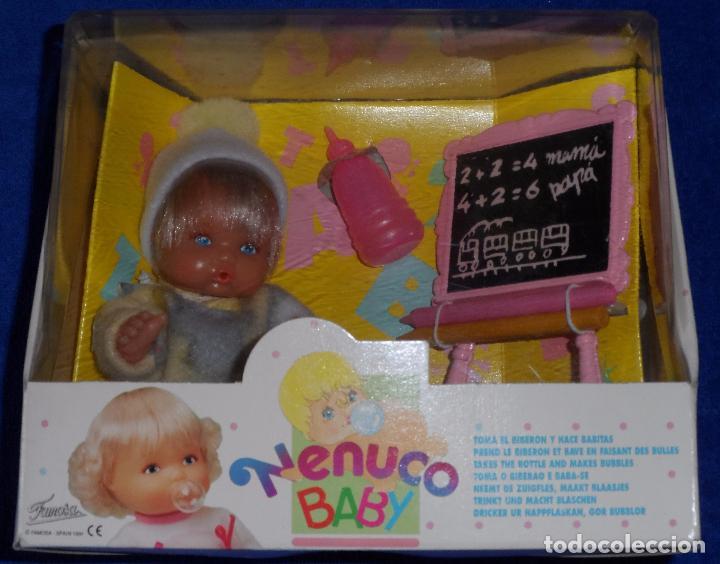 Nenuco Baby - Art. 88001 - Famosa (1991) segunda mano