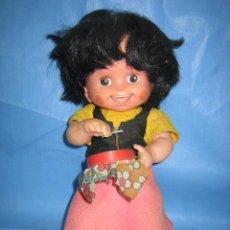 Moderne spanische Puppen - Antigua muñeca Heidi a cuerda - 105178439