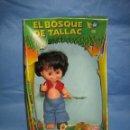 Muñecas Españolas Modernas: MUÑECO JACKY. EL BOSQUE DE TALLAC DE B.B. Lote 105366111