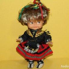 Muñecas Españolas Modernas: MUÑECA DE FLORIDO - AÑOS 60. Lote 105481203