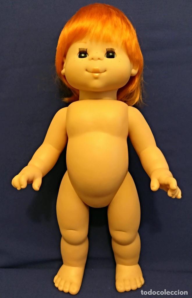 Muñecas Españolas Modernas: Muñeca POCAS PECAS de los 80-90 NUEVA - Foto 6 - 105623883