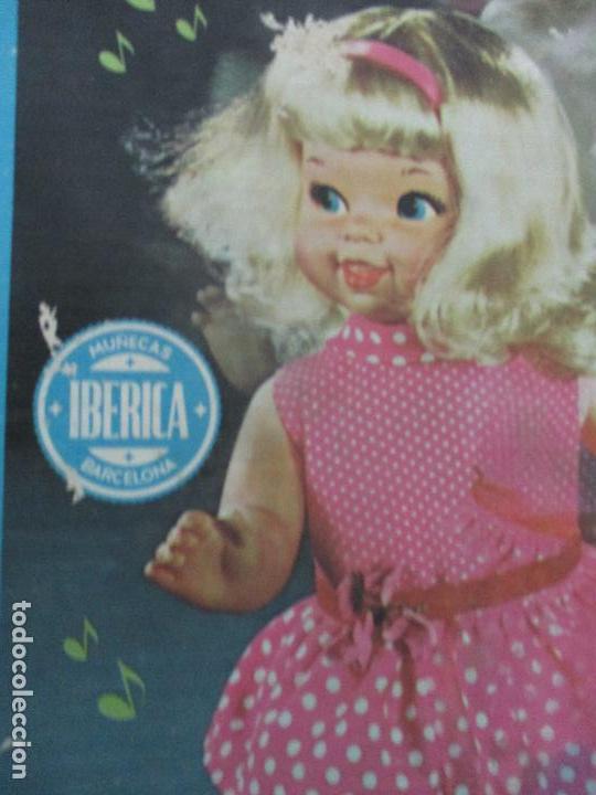 Muñecas Españolas Modernas: Muñeca Swingy - Muñeca Bailadora - Iberia Comercial - con Caja Original - Foto 4 - 146195270