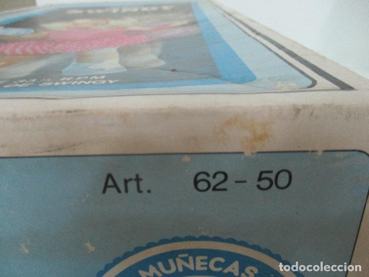 Muñecas Españolas Modernas: Muñeca Swingy - Muñeca Bailadora - Iberia Comercial - con Caja Original - Foto 12 - 146195270