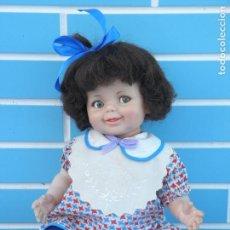 Muñecas Españolas Modernas: MUÑECA AMERICANA GIGGLES BABY DE IDEAL TOY AÑOS 60. Lote 107239763