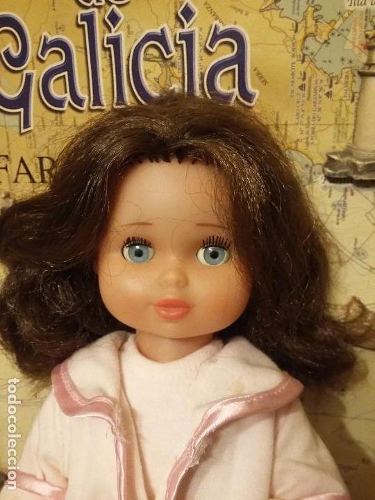 Muñecas Españolas Modernas: Antigua muñeca de plástico - Foto 3 - 108443531
