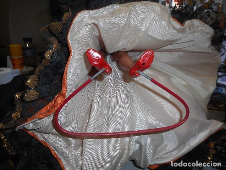Muñecas Españolas Modernas: muñeca flamenca de marin - Foto 2 - 163888960