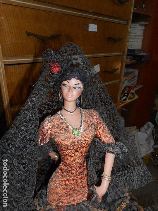 MUÑECA FLAMENCA DE MARIN (Juguetes - Otras Muñecas Españolas Modernas)