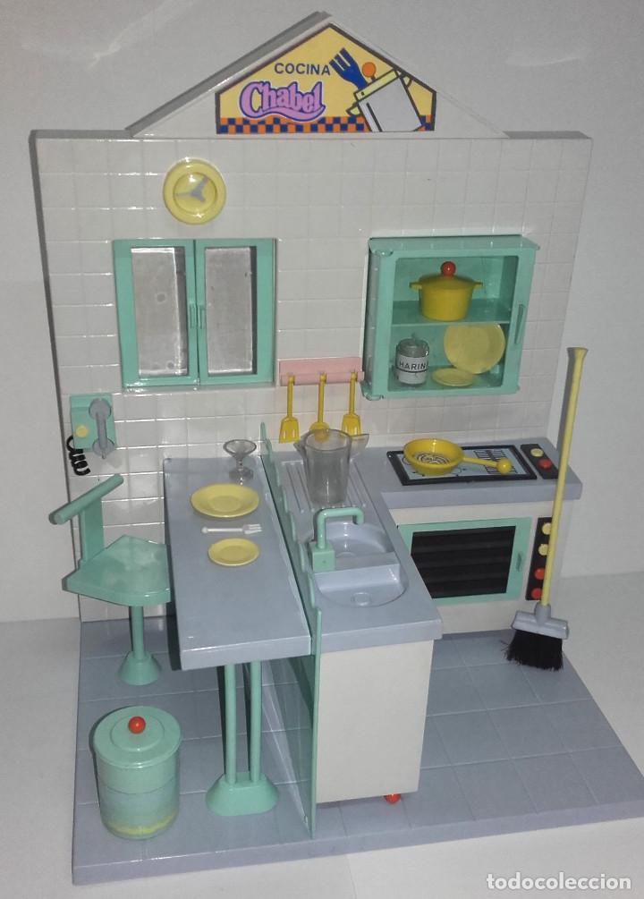 Casa modulo cocina mu eca chabel de feber con a comprar for Cocinas espanolas modernas