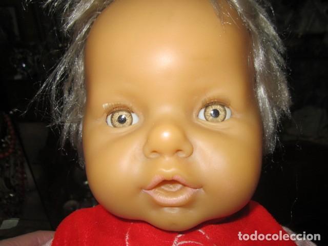 Muñecas Españolas Modernas: Muñeco bebé de Berjusa. Todo goma blanda. Articulado. 50 cms. altura. - Foto 3 - 111335271