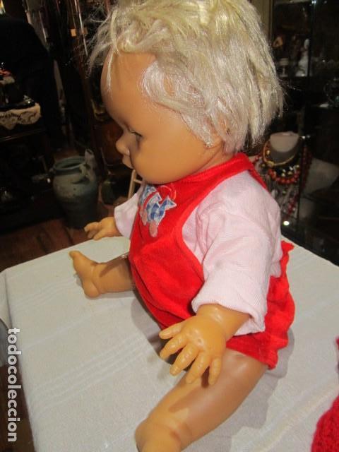 Muñecas Españolas Modernas: Muñeco bebé de Berjusa. Todo goma blanda. Articulado. 50 cms. altura. - Foto 4 - 111335271