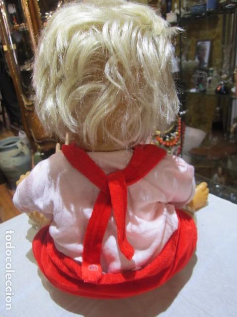 Muñecas Españolas Modernas: Muñeco bebé de Berjusa. Todo goma blanda. Articulado. 50 cms. altura. - Foto 5 - 111335271