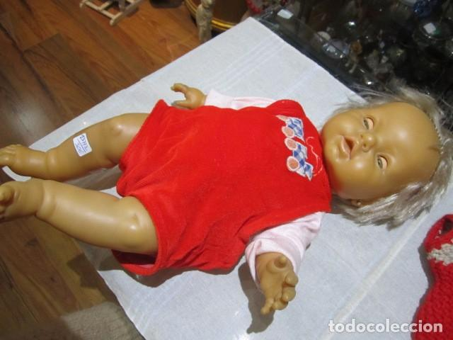 Muñecas Españolas Modernas: Muñeco bebé de Berjusa. Todo goma blanda. Articulado. 50 cms. altura. - Foto 6 - 111335271